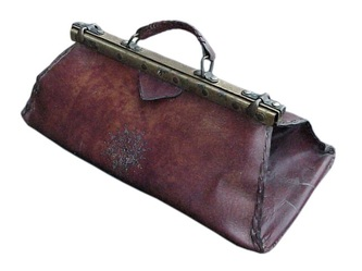 bag cuir design anni '50