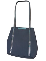 Trussardi bag in neoprene sub firmata