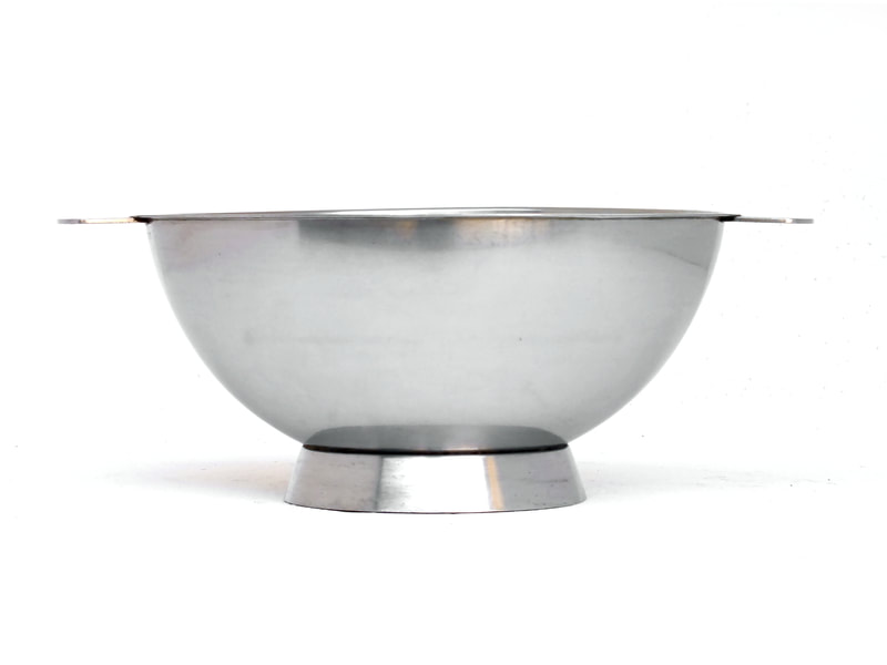 arthur krupp cocktail or salade bowl  420 cl by gio ponti design years 30