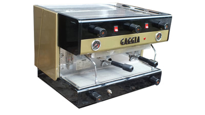 #Gaggia #E90 design years '70 Coffee Espresso Machine in good