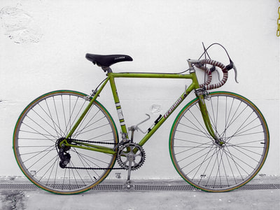 #Legnano model #54 Special original years ''60/'70 original rabe bike