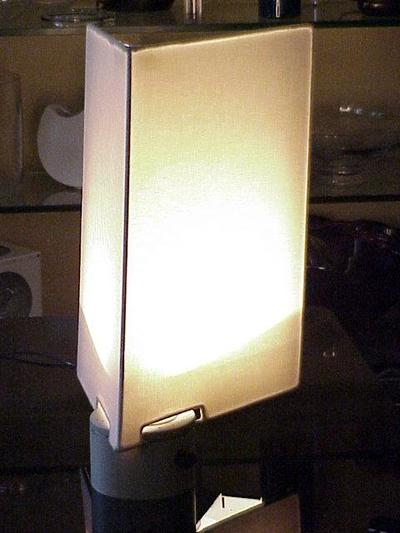 "#Luci production Italy big lamp  #vela"" by Carla #Venosta design years '70"